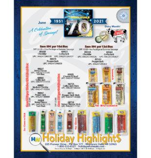 2021 • June Holiday Highlights