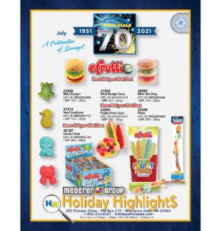 2021 • July Holiday Highlights