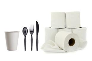 Paper & Plastics