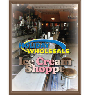 2017 Ice Cream Shoppe Flyer