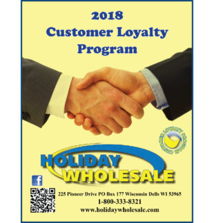 2018 Customer Loyalty Program
