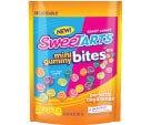 Sweetarts Mini Gummy Bites 10oz Standup Bag