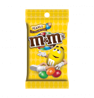 M&M Peanut Peg Bag 5.3oz