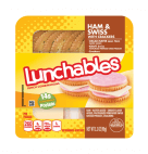 Lunchables Ham & Swiss with Crackers Lunch Combination 3.2oz