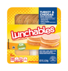 Lunchables Turkey & Cheddar with Crackers Lunch Combination 3.2oz
