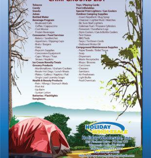 Campground Checklist