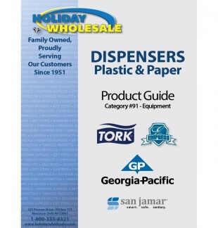 Dispensers Paper & Plastic
