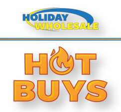 Holiday <strong>HOT BUYS</strong>