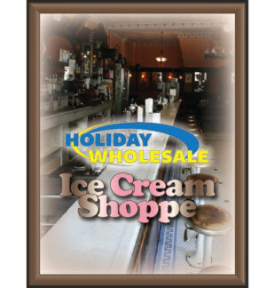 2018 Ice Cream Shoppe Flyer