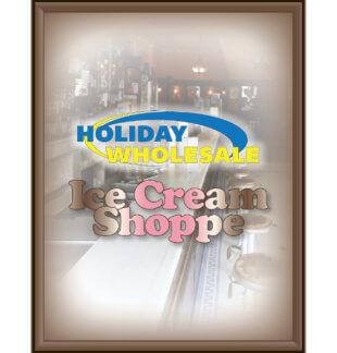 2020 Holiday Wholesale Ice Cream Shoppe Flyer