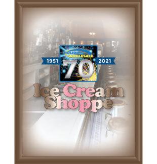 2021 Ice Cream Shoppe Flyer